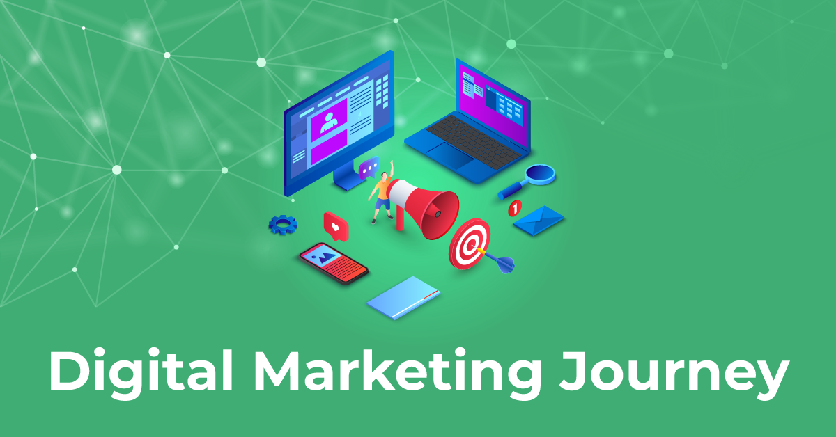 Digital Marketing Journey